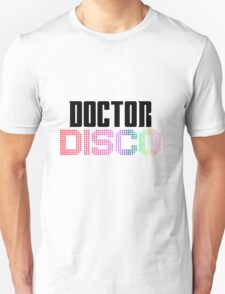 Doctor Disco Twelfth Doctor Who Quote Funny T-Shirt Case Unisex T-Shirt