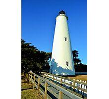 Light of Ocracoke Photographic Print