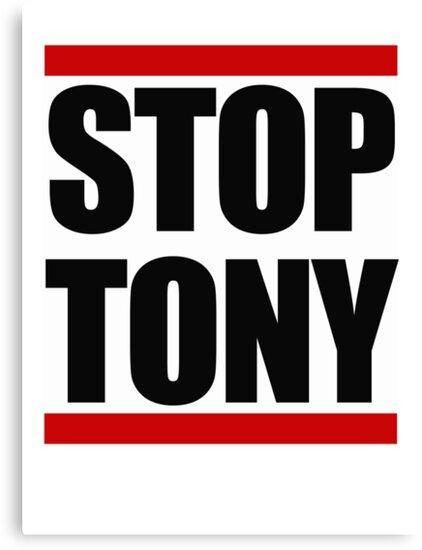 STOP TONY by ShayleeActually