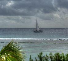 Yacht by Chris Brunton