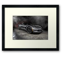 2015 Chevrolet Corvette Z06 Framed Print