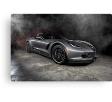2015 Chevrolet Corvette Z06 Canvas Print
