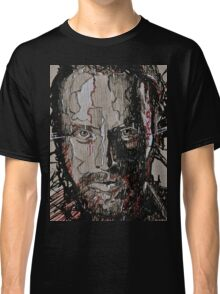 Rick Grimes The Walking Dead Classic T-Shirt