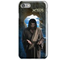 Jesus: I love you this much (iPhone/iPod Case) iPhone Case/Skin