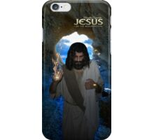 Jesus: I am the resurrection (iPhone/iPod Case) iPhone Case/Skin