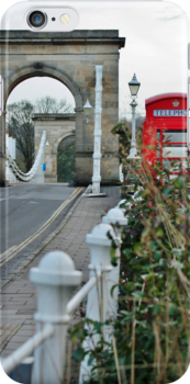 Telephone Box, Marlow, Bucks by Astrid Ewing Photography