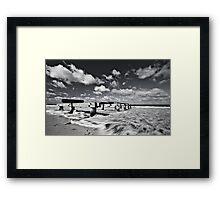 Castletown Jetty Framed Print