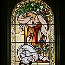 Stained Glass Window  by AnnDixon
