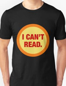 The Illiteracy Epidemic T-Shirt