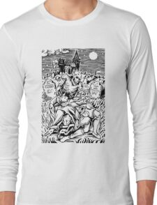 Ghoul Feeding (Black) T-Shirt