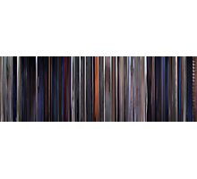 Moviebarcode: The Outsiders (1983) Photographic Print