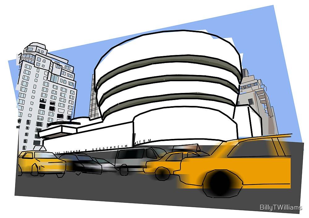 Guggenheim by BillyTWilliams