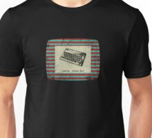 ZX Spectrum Loading Screen Unisex T-Shirt