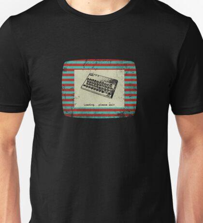 ZX Spectrum Loading Screen T-Shirt
