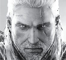 Geralt by Obercostyle