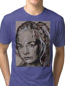 TWD Beth Tri-blend T-Shirt