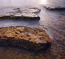 Rocky Shore by Julien Johnston