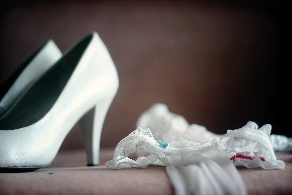Bride's morning by Darta Veismane