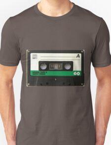 Audio Cassette Tape T-Shirt