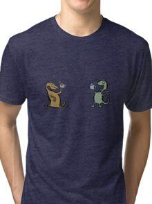 phonosaurs Tri-blend T-Shirt