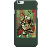 Kamen ink iPhone Case/Skin