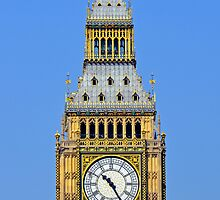 Big Ben by Pravine Chester