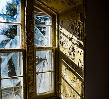 Bedroom Window #4 by bentfoto