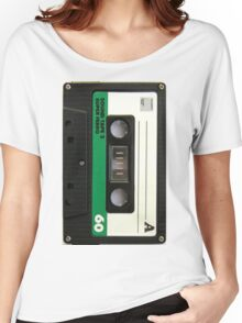 Audio Tape Women's Relaxed Fit T-Shirt