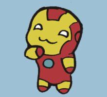 Baby Ironman by missbrodrick