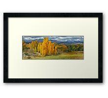 Autumn Splendour - Tumut NSW Australia - The HDR Experience Framed Print