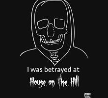 Betrayal in Black Unisex T-Shirt