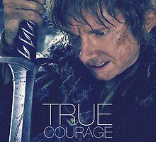 True Courage by akshevchuk