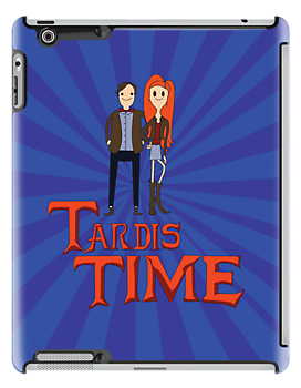 Tardis Time by redrockit