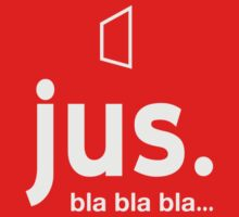 jus. bla bla bla... Kids Clothes