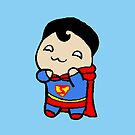 Baby Superman by missbrodrick