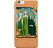 The Summer Court of the Sidhe iPhone Case/Skin