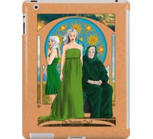 The Summer Court of the Sidhe iPad Case/Skin