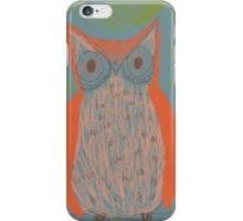 whoo-whoo iPhone Case/Skin