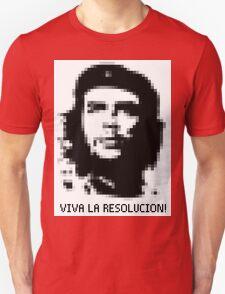 Che Guevara - Viva la Resolucion! T-Shirt