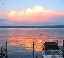 Seneca Sunset by Jack Ryan