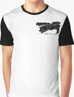Psycho-Pass Graphic T-Shirt