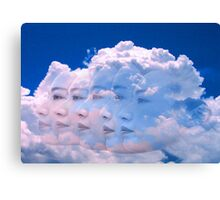 Cloud Dream Canvas Print
