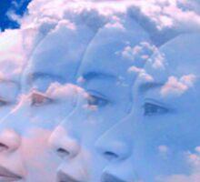 Cloud Dream Sticker