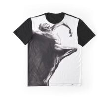 Shadowtwister dancer - conté drawing Graphic T-Shirt