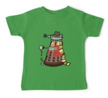 Daleks in Disguise - Fourth Doctor Baby Tee