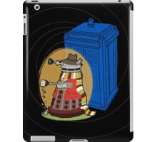 Daleks in Disguise - Fourth Doctor iPad Case/Skin