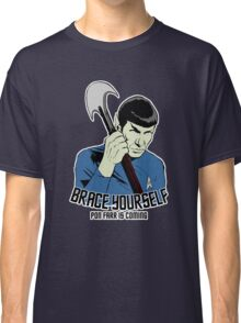 Pon Farr Is Coming (For Dark Shirts) Classic T-Shirt