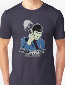 Pon Farr Is Coming (For Dark Shirts) Unisex T-Shirt