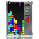 Tetris iPad case by Nicklas81