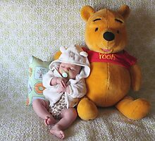 My Friend Pooh Bear by Olivia Moore